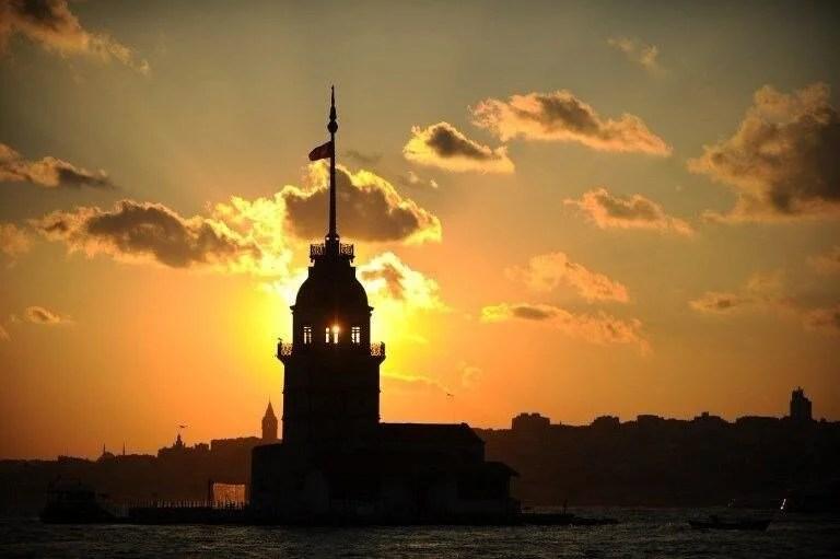 Kız Kulesi'nin hikayesi I Kız Kulesi efsaneleri I Kız Kulesi ne zaman yapıldı - 6