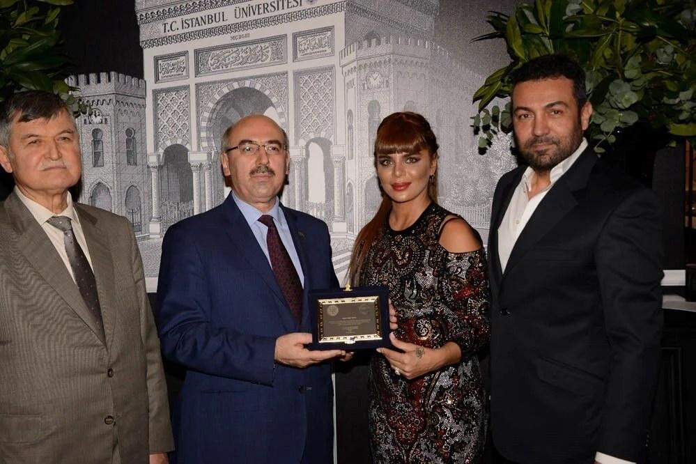 Prof. Alahattin Duran, Prof. Dr. Mahmut Ak Selda Topal Saruhan Hünel