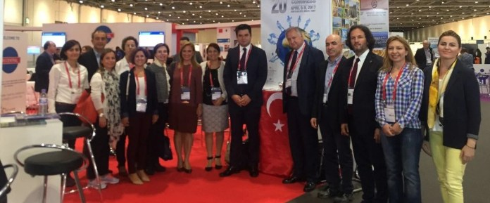 Türk Torarks Derneği Avrupa kongresine 400 hekimle katıldı.jpg
