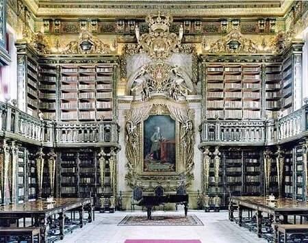 Dünyanın en güzel 20 kütüphanesi