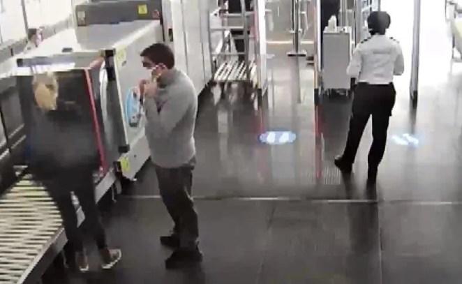 Sezgin Baran Korkmaz 5 Aralık'ta İstanbul Havalimanı üzerinden yurt dışına kaçtı.