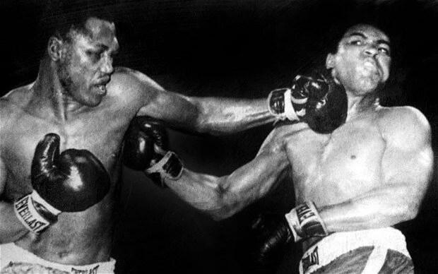 Muhammed Ali'yi deviren efsaneye veda | NTV