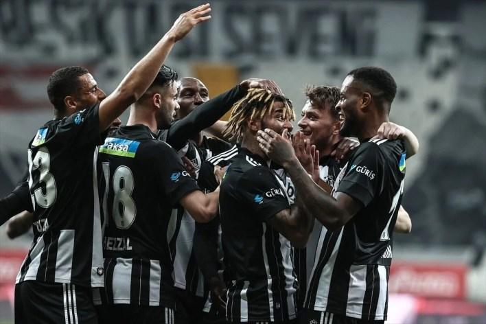 7-goal victory over Besiktas - 13