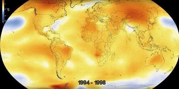 Dünya 'ölümcül' zirveye yaklaşıyor (Bilim insanları tarih verdi) - 124