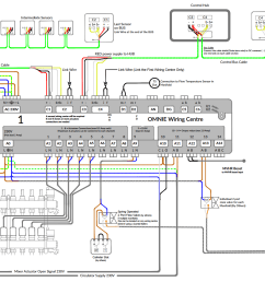 use this wiring diagram if you have only one manifold with electric mixer [ 1397 x 959 Pixel ]
