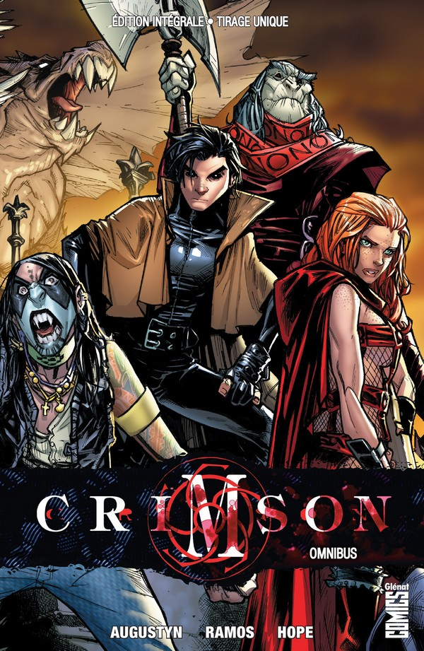 CRIMSON OMNIBUS (VF) - ORIGINAL Comics