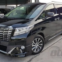 All New Alphard Executive Lounge Camry 2019 Indonesia 2015 Recond Toyota 3 5 207733 Oto My