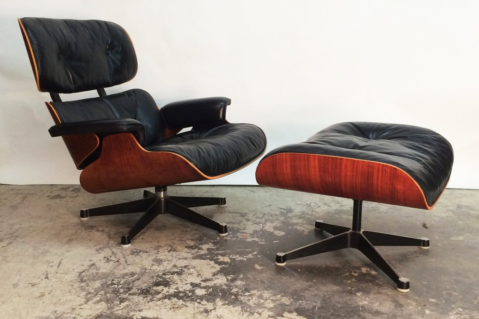 Charles Eames Lounge Chair Charles And Ray Eames