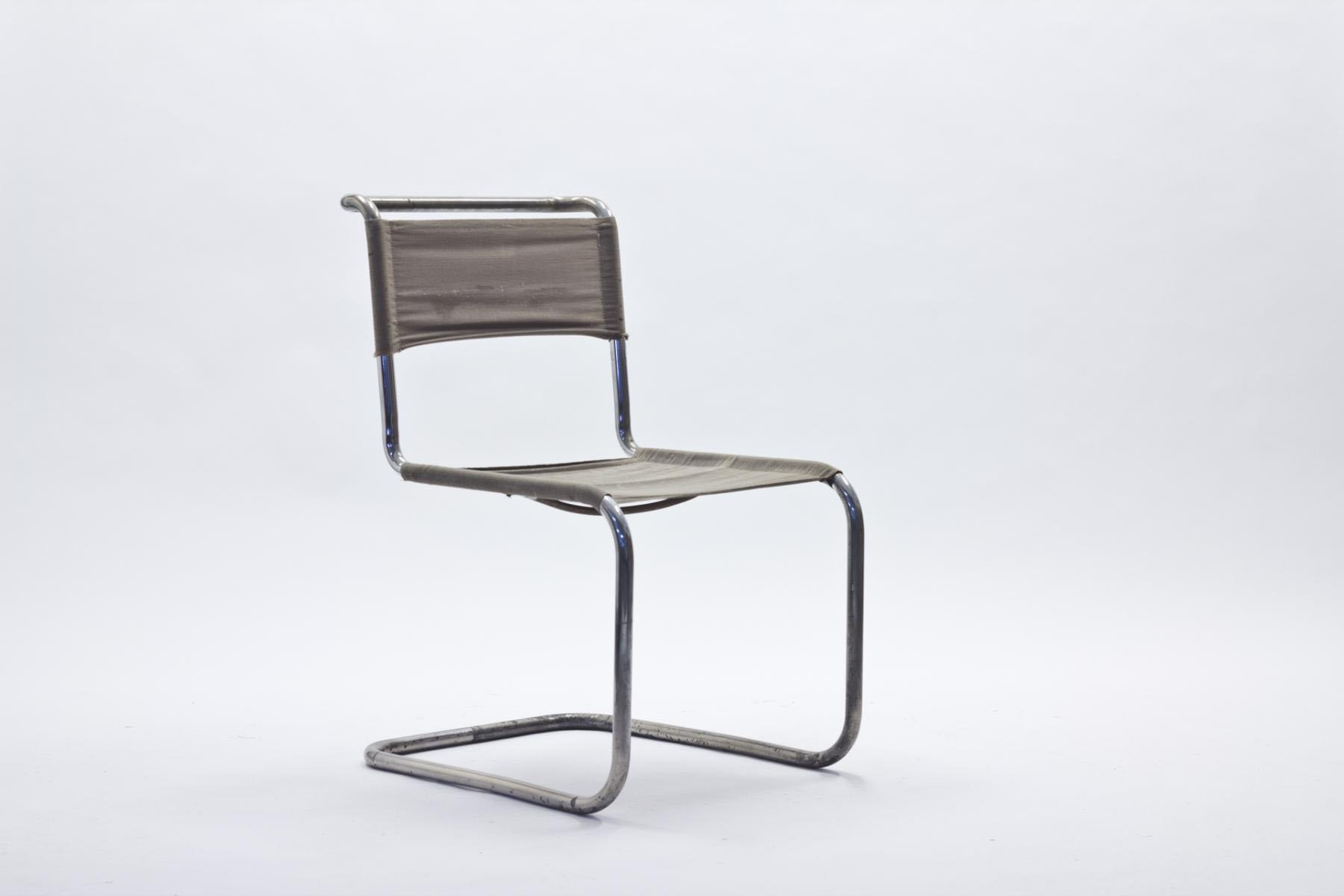 marcel breuer chair pub table and set