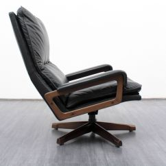 Kings Chair For Sale Leather Reclining Chairs Vintage King With Footstool By Andre Vandenbeuck