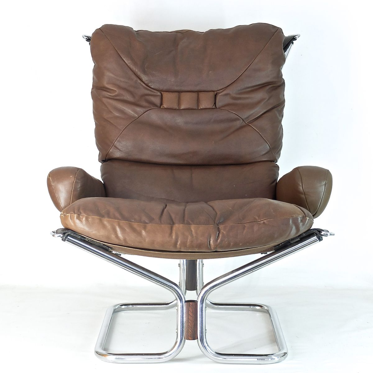 Lounge Chair With Ottoman Norwegian Rosewood And Leather Lounge Chair With Ottoman