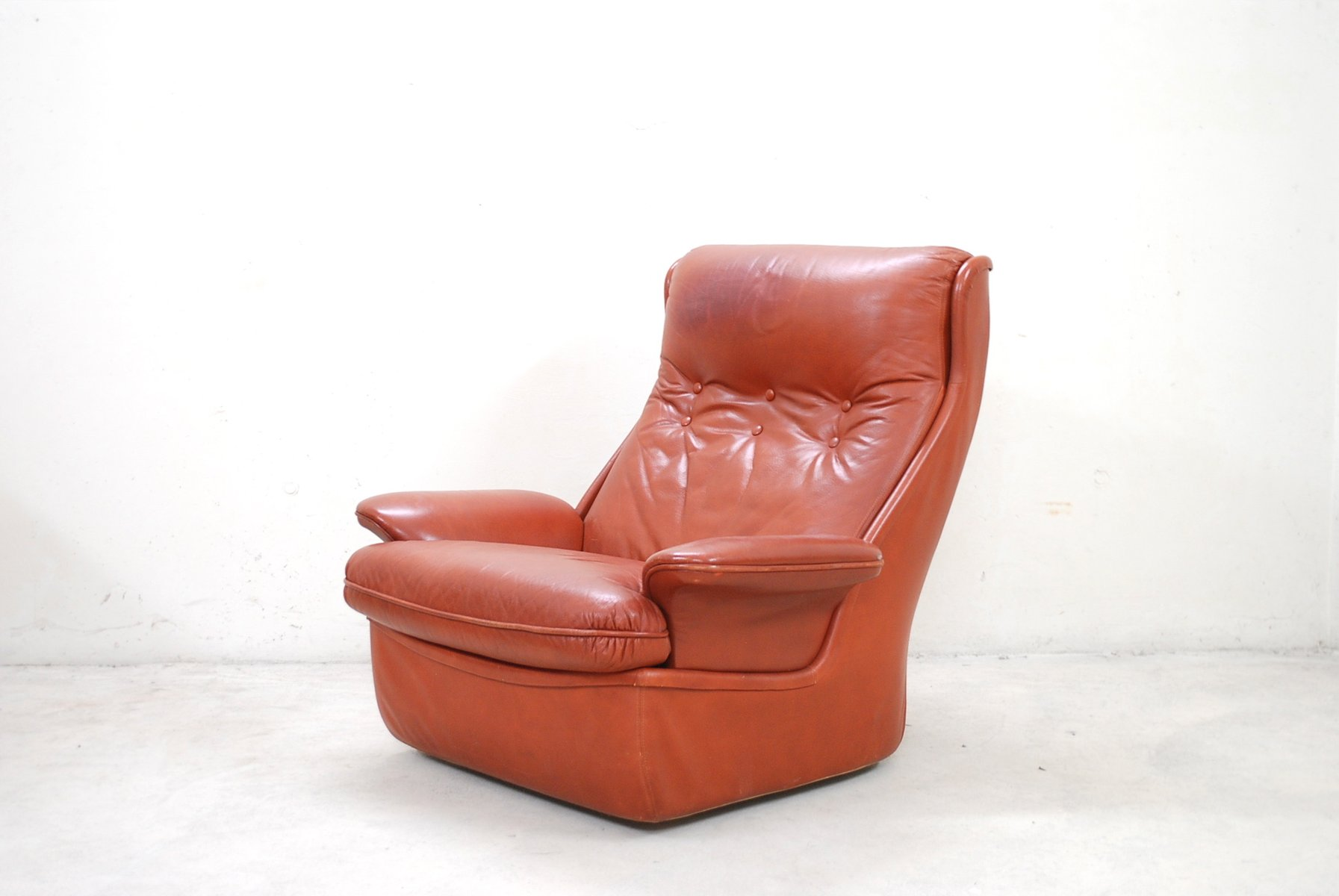 red leather chair and ottoman shower target lounge chairs from airborne for