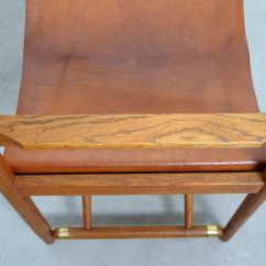 Folding Chair Qatar Cheetah Print Mid Century Danish Safari Style Chairs Set Of 6