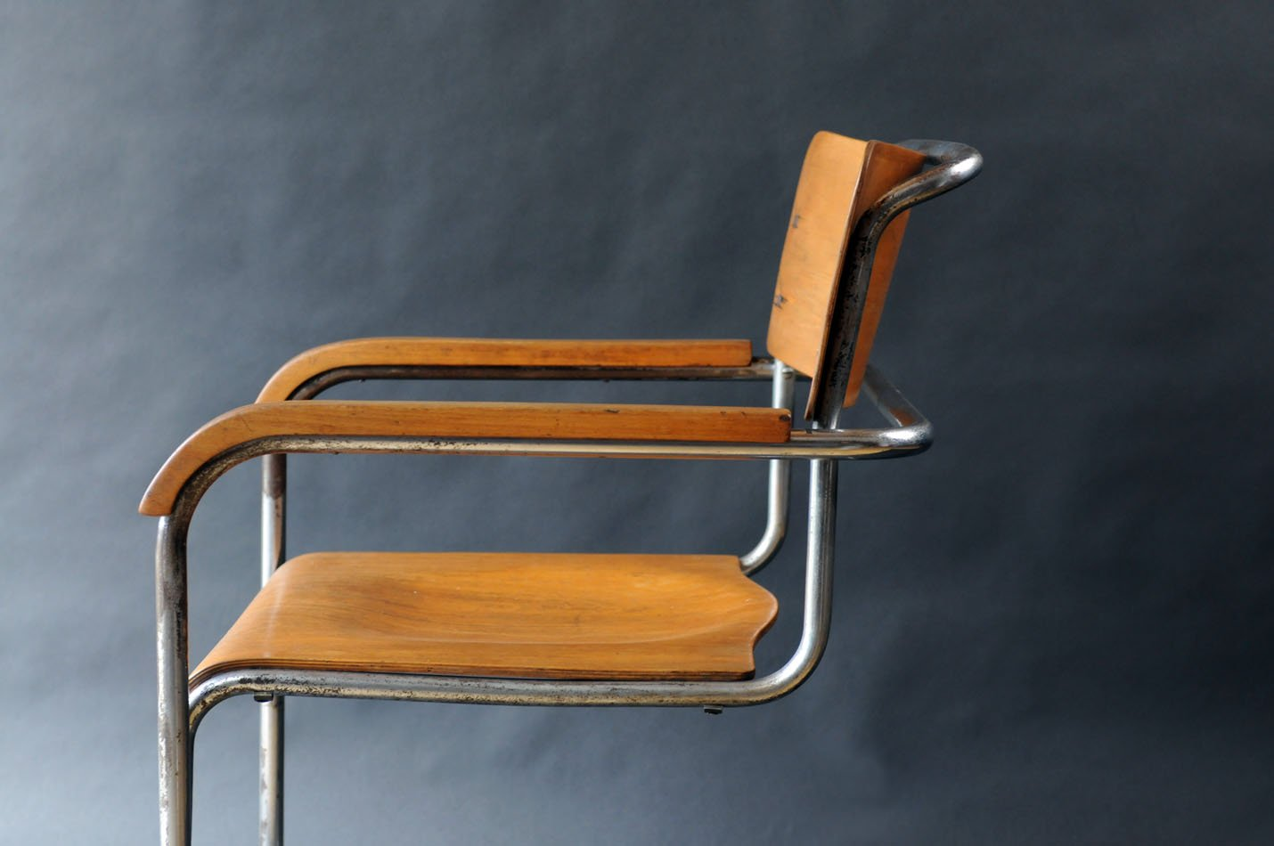 breuer chairs for sale best wing back b34 plywood chair by marcel at pamono