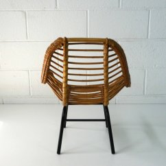 Childs Rattan Chair Cushions For Wrought Iron Patio Chairs Children 39s 1960s Sale At Pamono