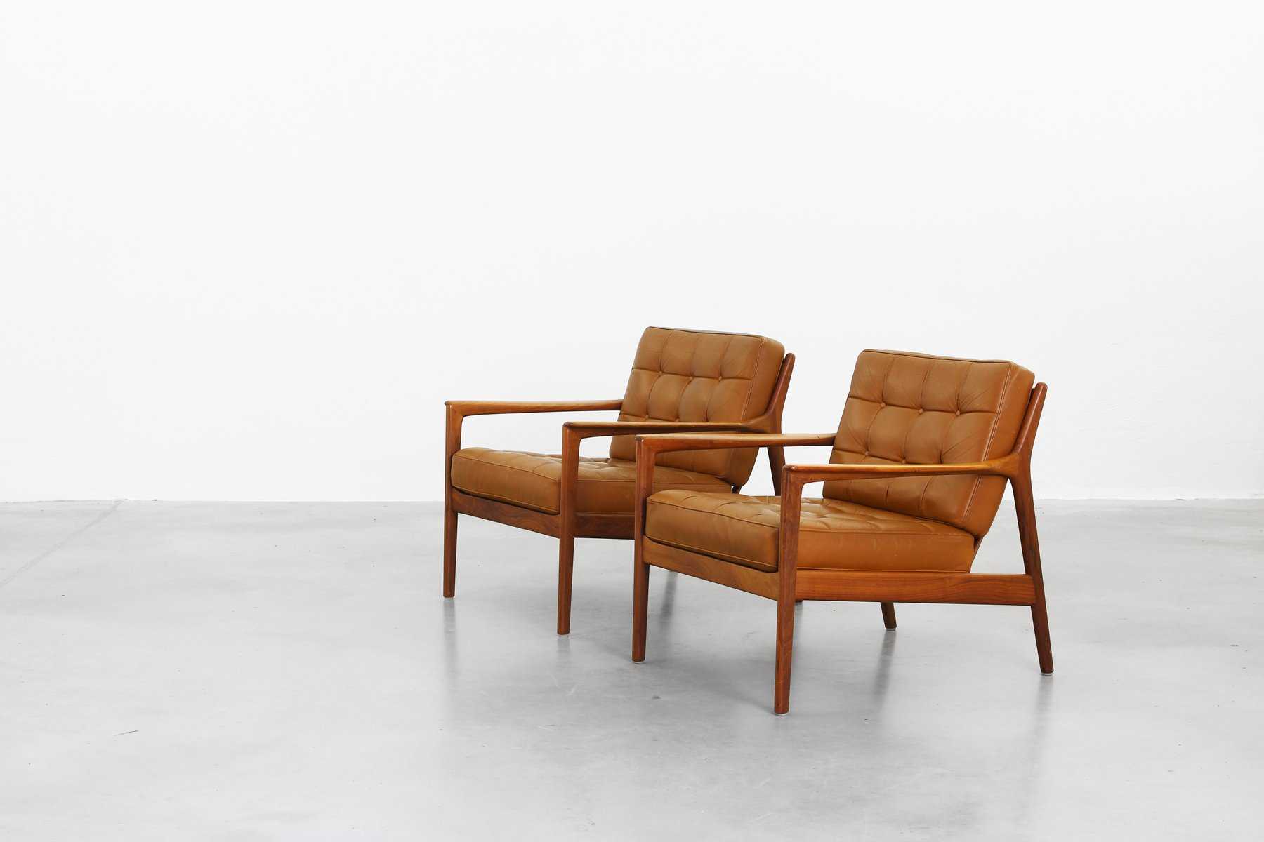 dux sofa uk bright coloured beds leather and teak easy chairs by folke ohlsson for 1960s
