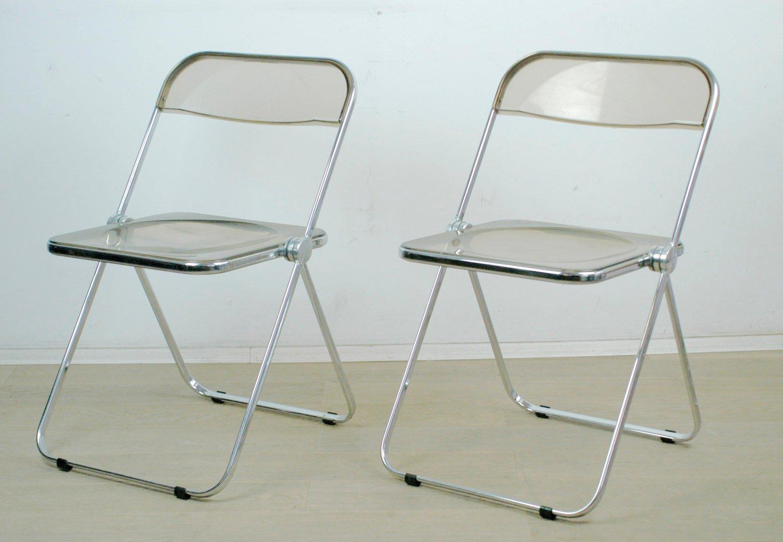 folding z chair lift for als patient plia by giancarlo piretti castelli