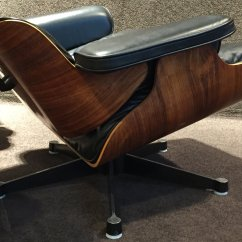 Eames Lounge Chair For Sale Rocking Or Glider Nursing And Ottoman By Charles Vitra