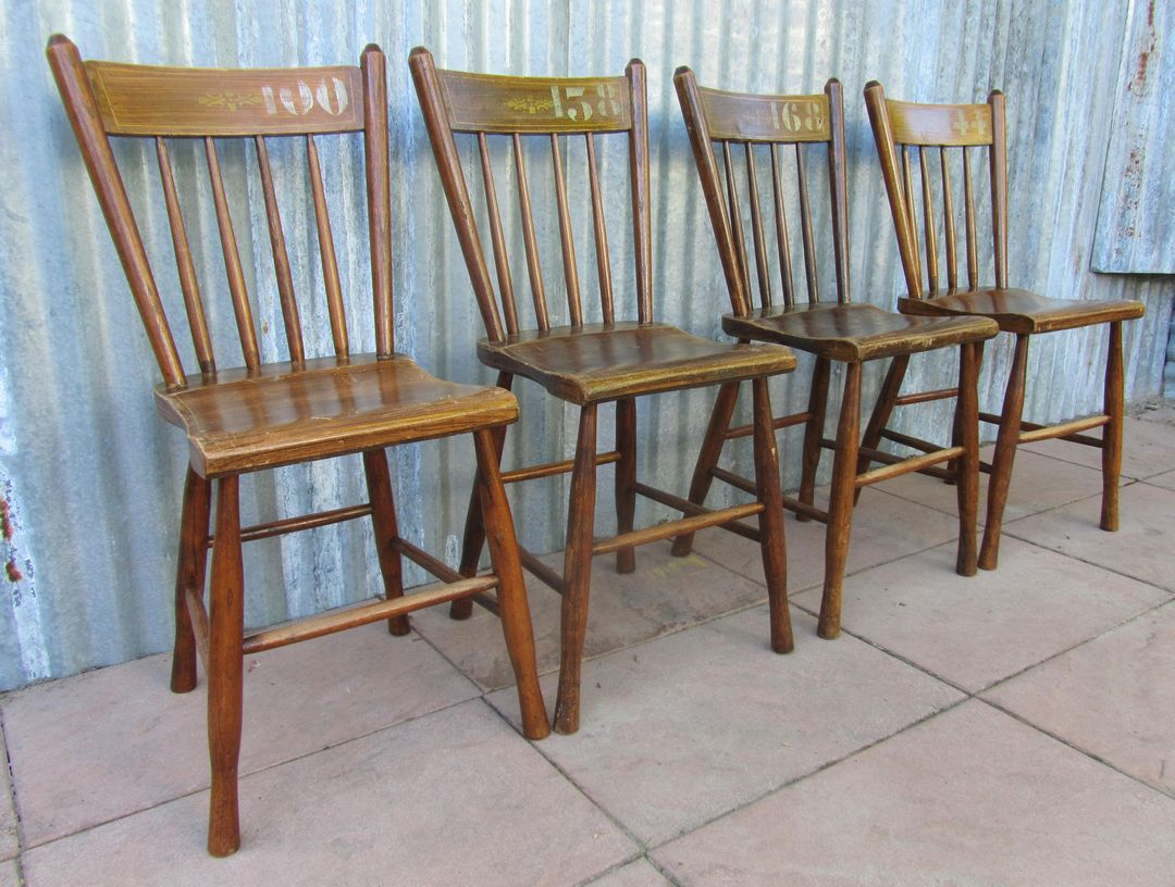 farmhouse chairs for sale merits power chair parts 2 vintage dutch farm house set of 4 at pamono