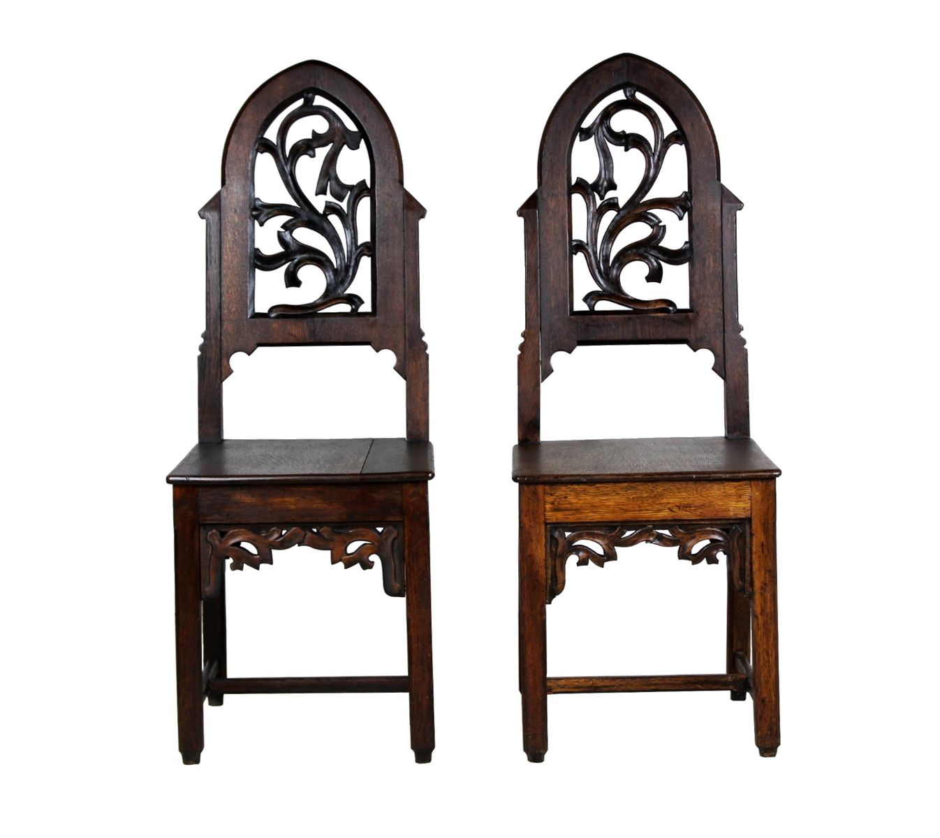gothic chairs uk wheelchair york antique oak style chair for sale at pamono