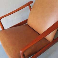 Correct Posture Lounge Chair Covers For Hire Manchester Danish Two Position Reclining Teak By Alf
