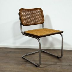 Breuer Chairs For Sale Good Back Problems Italian Cesca By Marcel Gavina 1985