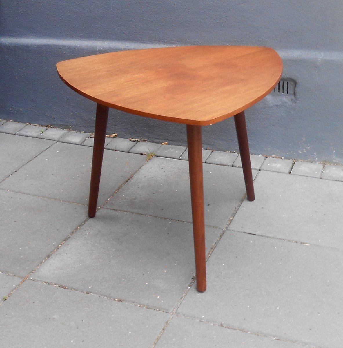 guitar shaped chair eileen gray danish triangular pick teak coffee table