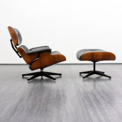 Eames Lounge Chair For Sale Office Large Person And Ottoman By Charles Herman