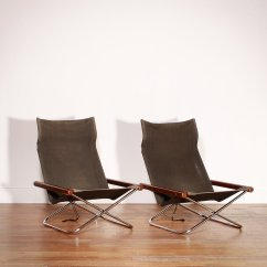 Folding Japanese Chair Sports With Canopy