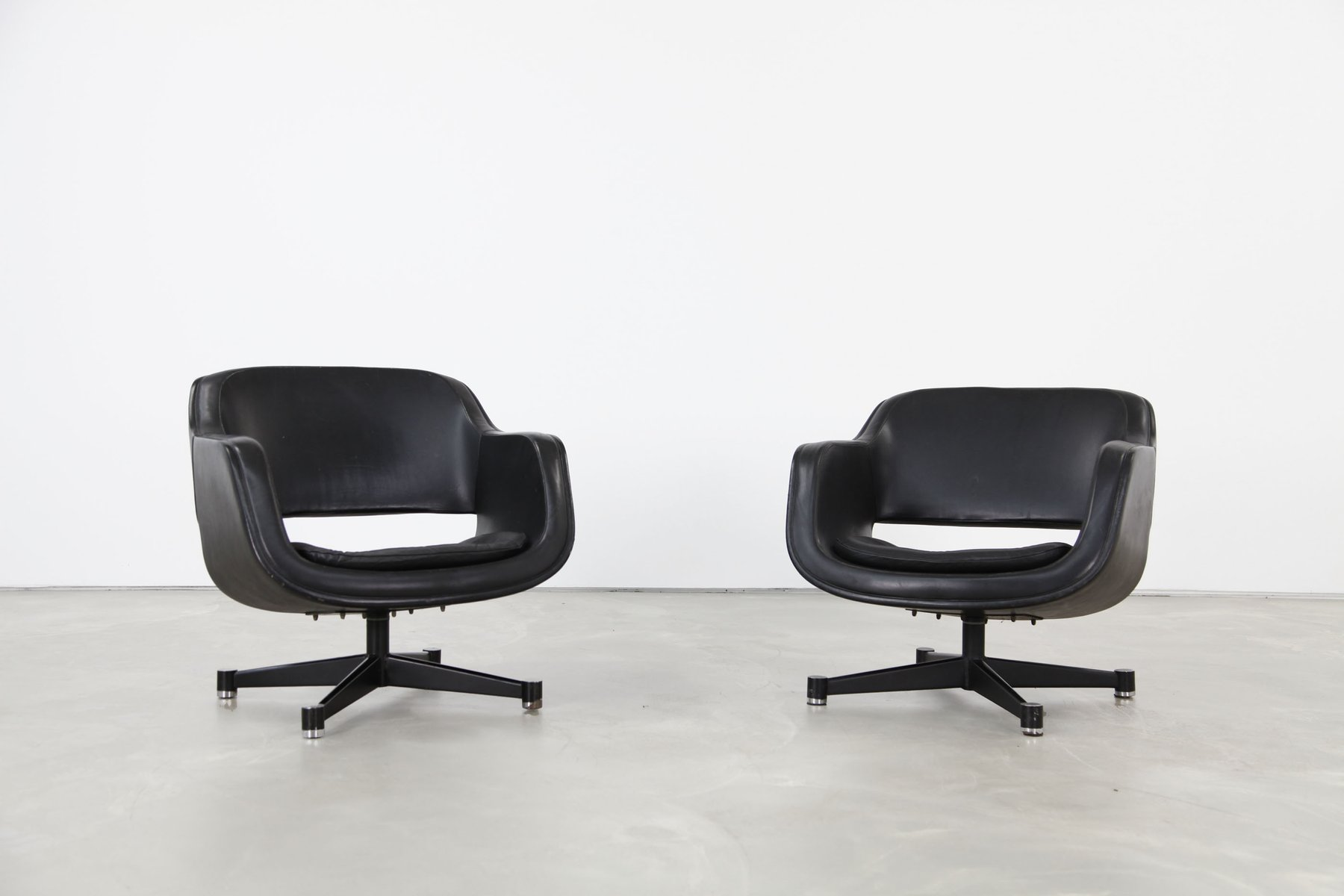 swivel chairs for sale office chair executive finnish club by olli mannermaa asko
