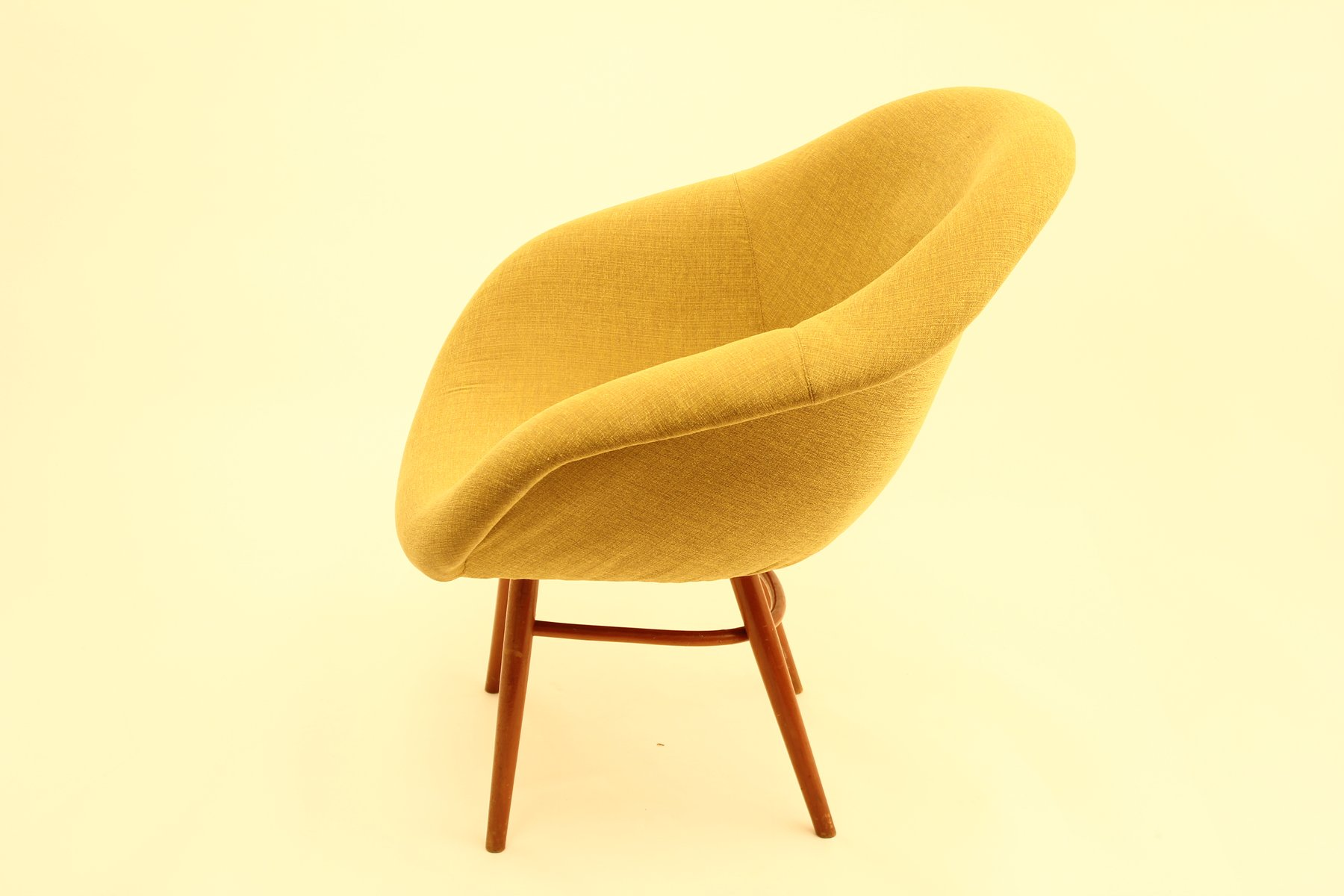 fiberglass shell chair workout ball office 1960s for sale at pamono