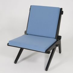 Folding Z Chair Yellow Sashes Danish Lounge 1950 For Sale At Pamono