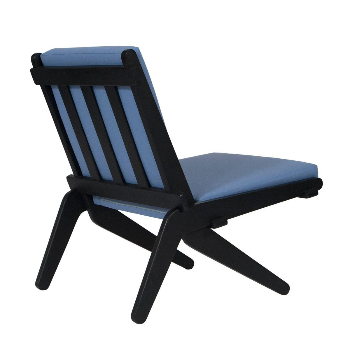 folding z chair vintage rocking chairs danish lounge 1950 for sale at pamono