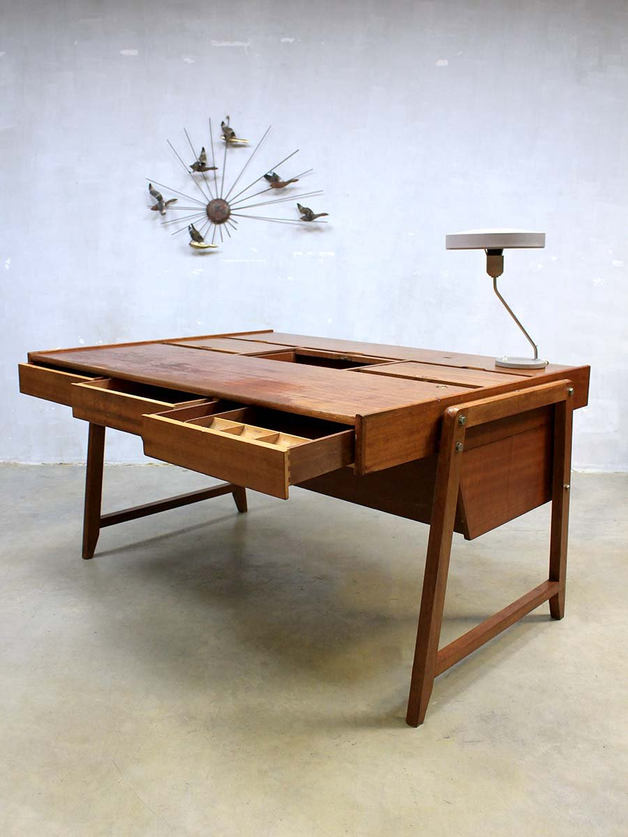 MidCentury Desk by Clausen  Maerus for Eden for sale at