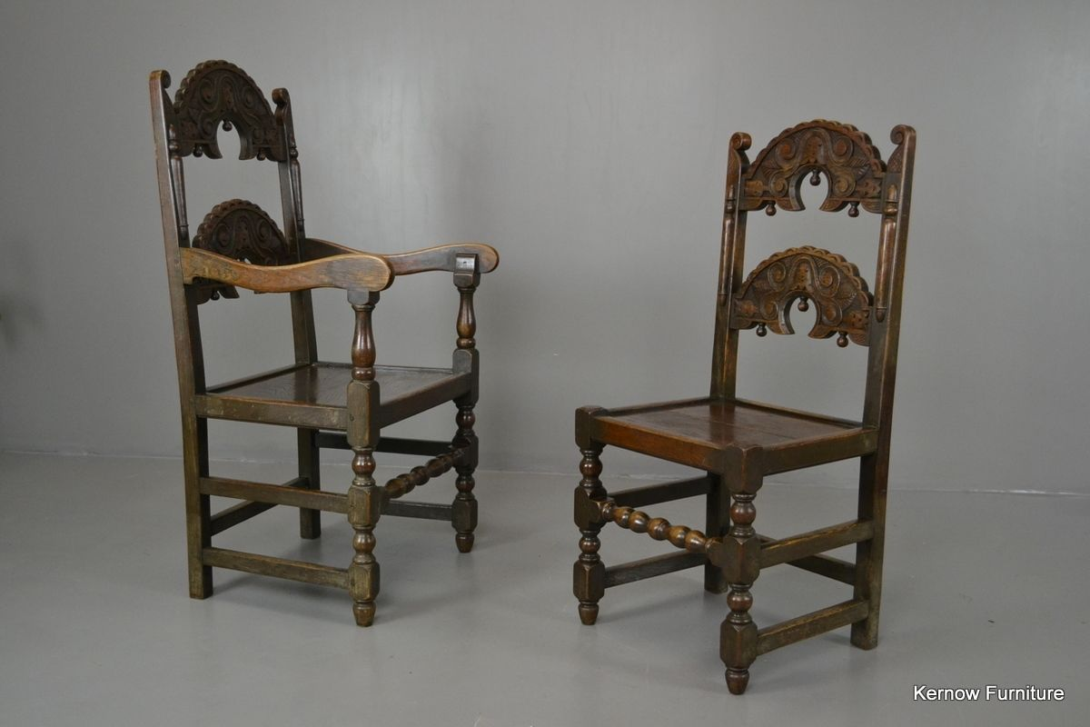 oak dining set 6 chairs the stadium chair parts victorian and elm yorkshire of for
