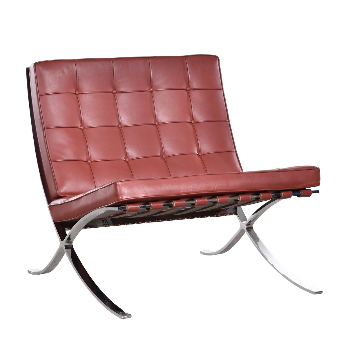 mies van der rohe barcelona chair stylex office chairs by ludwig for knoll