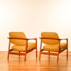 Dux Sofa Uk Herman Miller Tuxedo Dimensions Vintage Lounge Chairs By Folke Ohlsson For Set Of 2