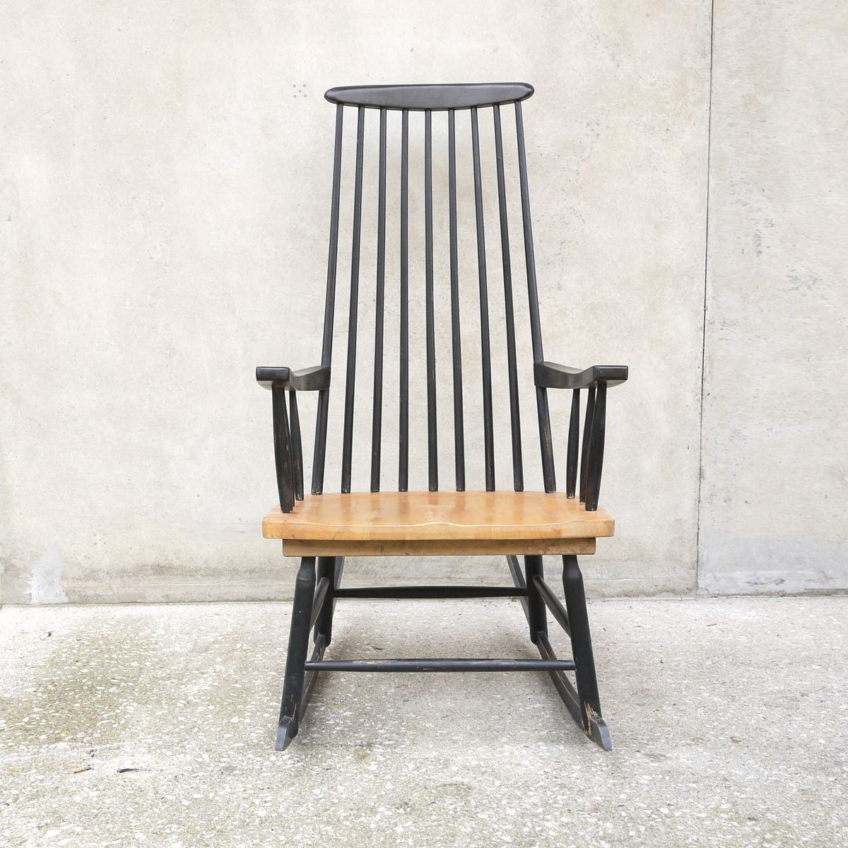 black rocking chairs cracker barrel one kings lane dining chair 1960s for sale at pamono