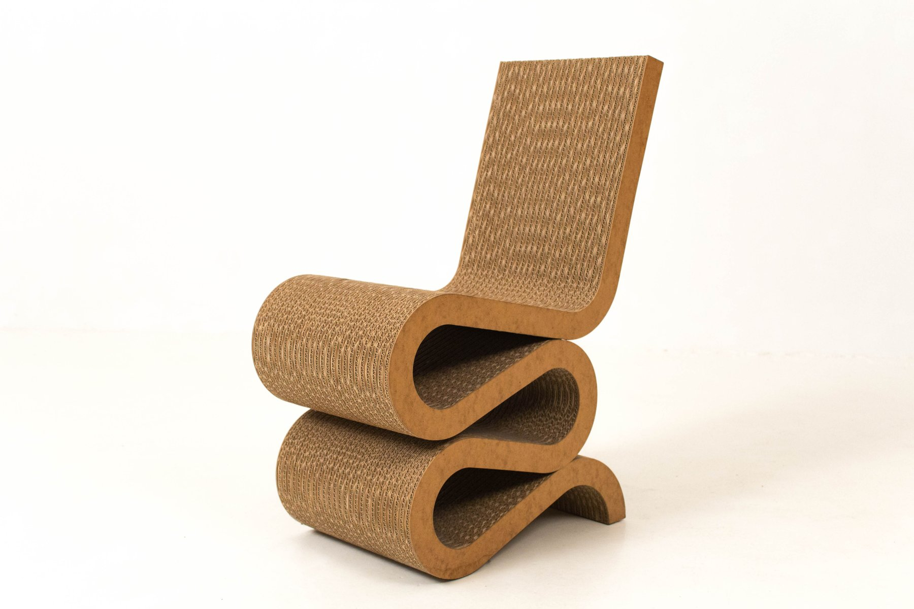 Wiggle Side Chair by Frank Gehry for Vitra 1992 for sale