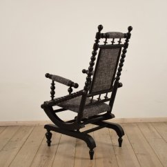 Antique Rocking Chair Price Guide Ikea White Wooden American For Sale At Pamono