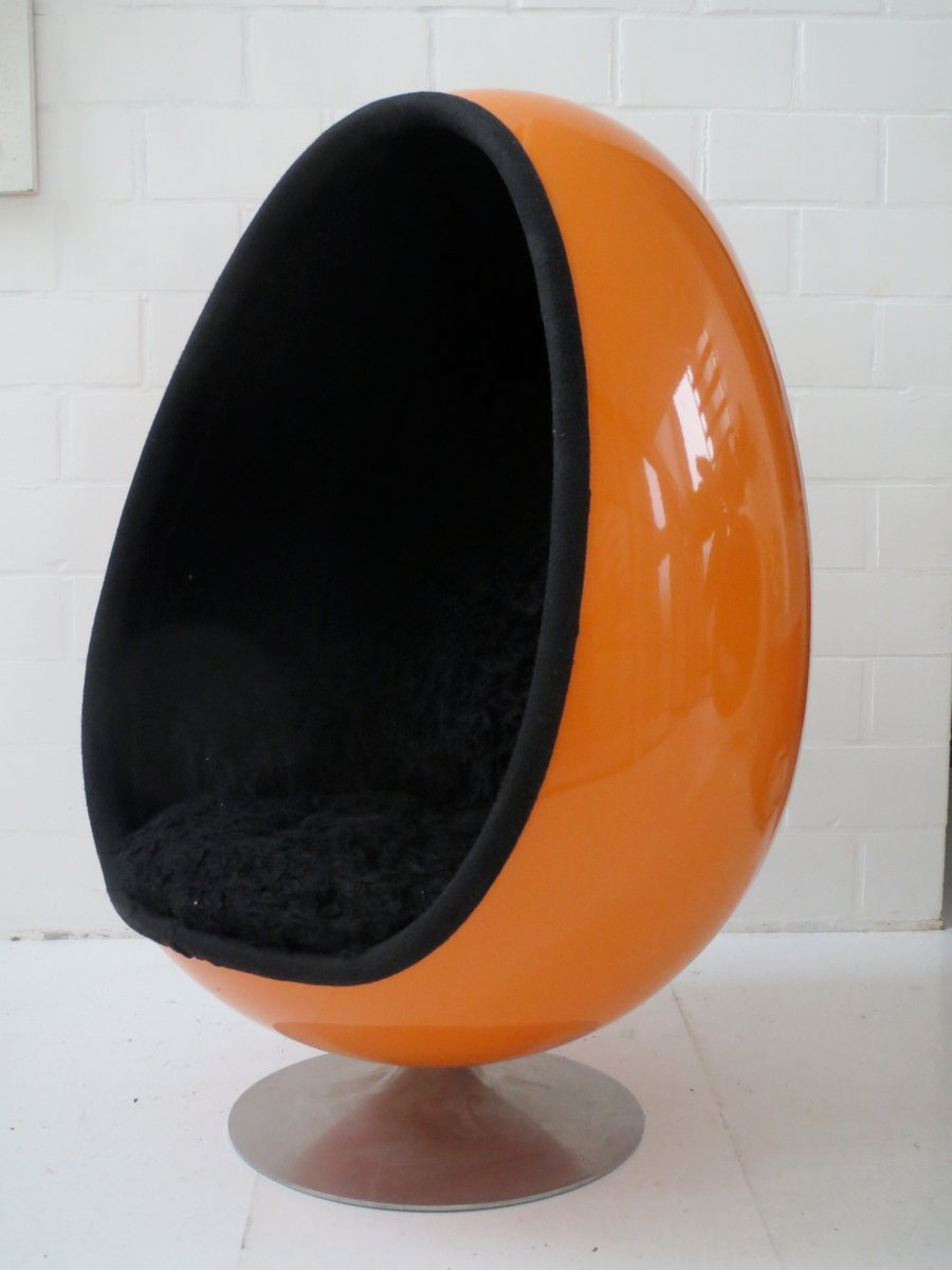 desk chair for sale lift recliner covers ovalia egg by thor larsen torlan staffanstorp, 1968 at pamono