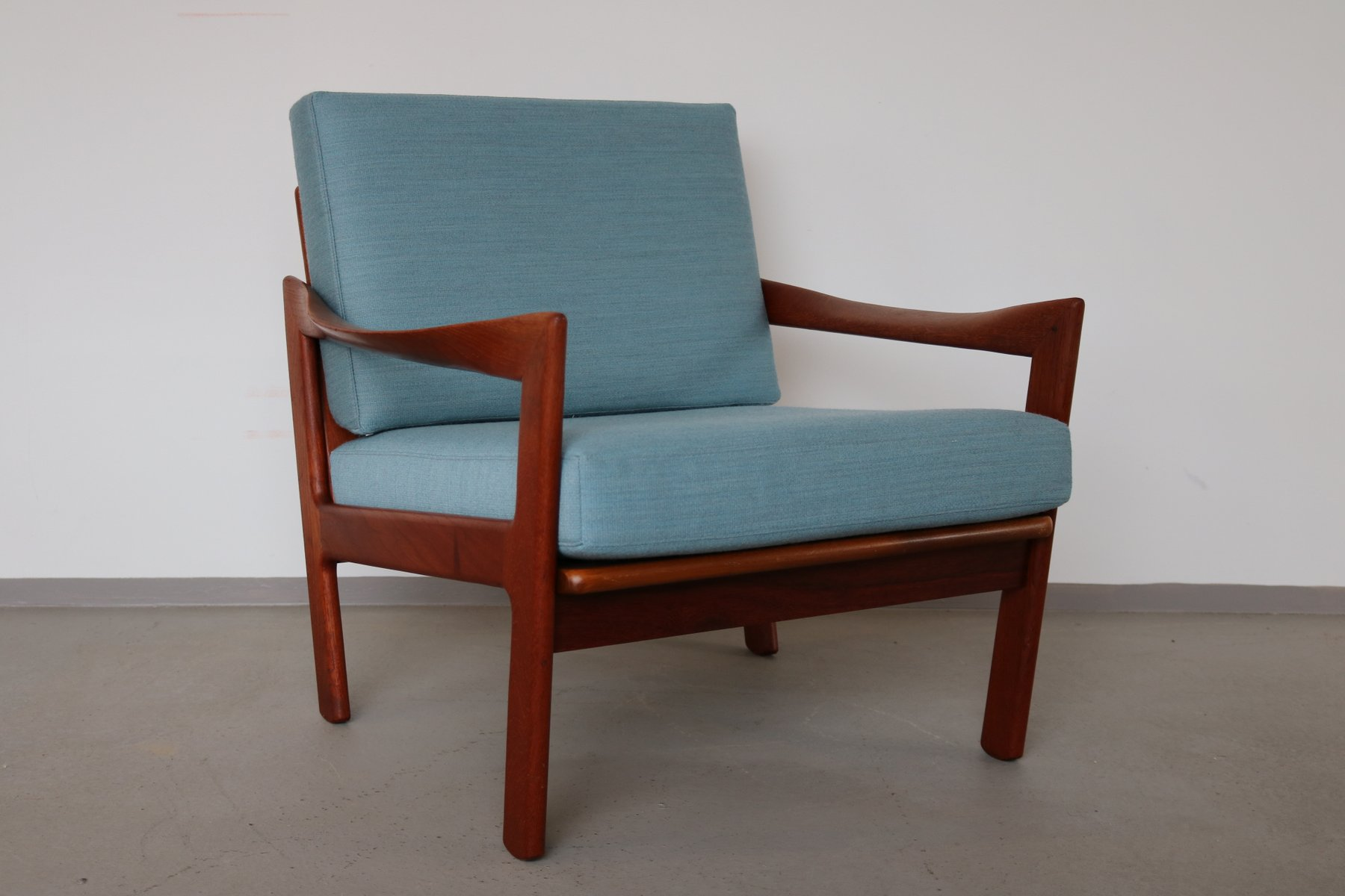 Easy Chairs Easy Chair By Illum Wikkelsø For Niels Eilersen 1966 For