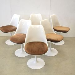 Tulip Table And Chairs Uk Pier One On Sale Marble Dining 6 By Eero Saarinen For