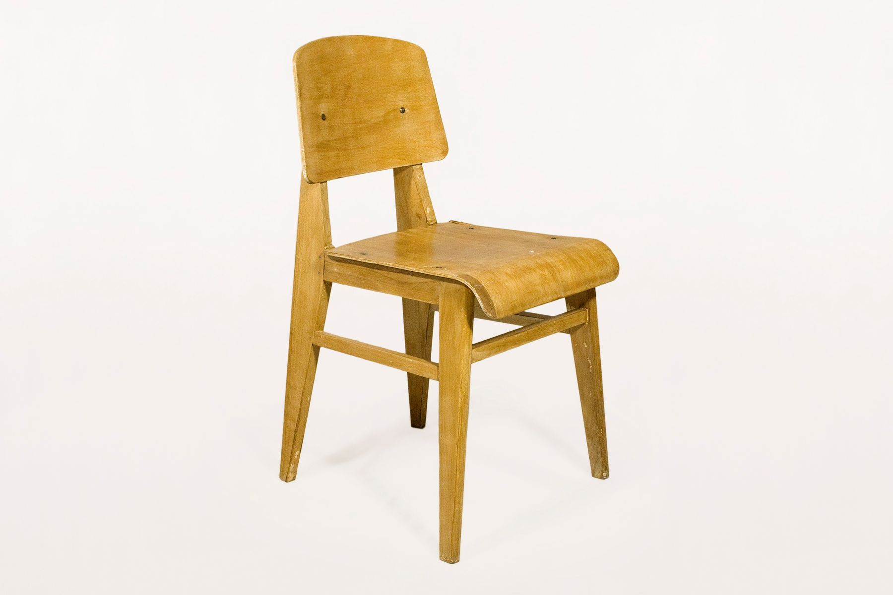 chair design standards covers for parsons dining chairs french wooden standard by jean prouvé 1940s