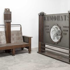 Vintage Electric Chair Game Walmart Film Prop And Propeller Wall For Sale