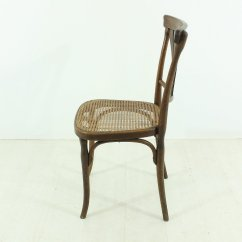 Plastic Bentwood Bistro Chairs Hinkle Chair Company Antique Set Of 2 For Sale At Pamono