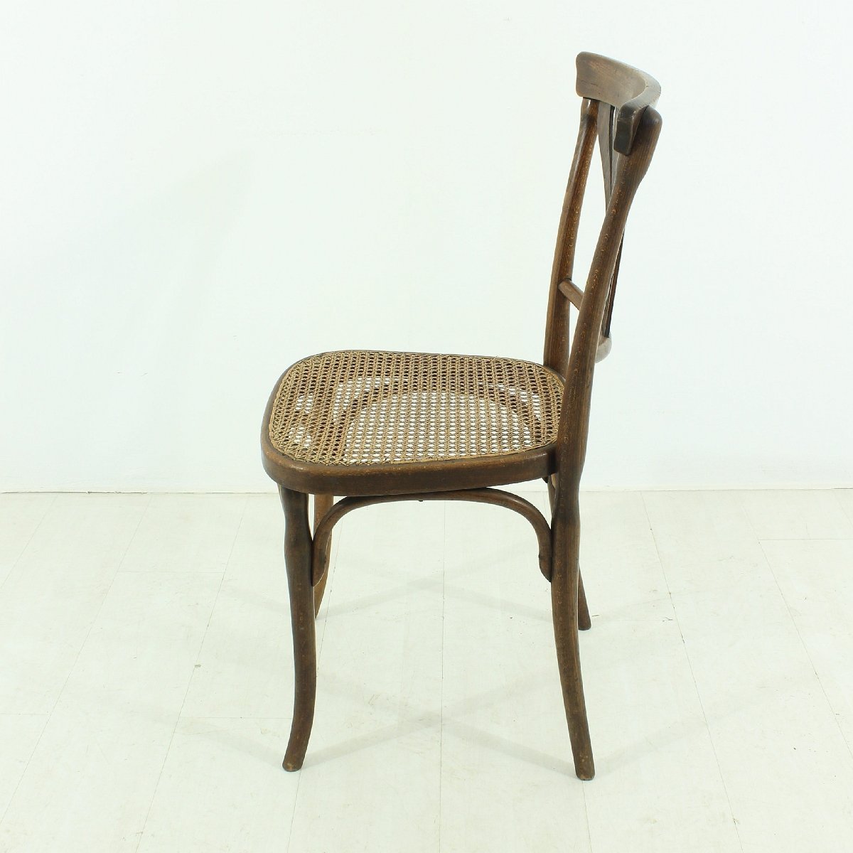 bentwood bistro chairs for sale portable high chair baby antique set of 2 at pamono