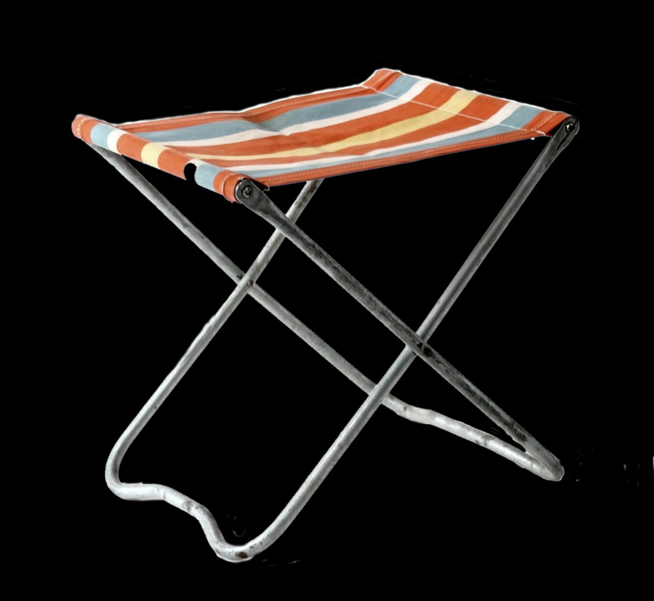 folding chair travel carex transport rite aid 1950s for sale at pamono