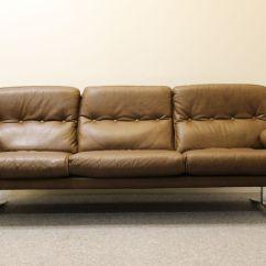 Buffalo Leather Chair The Bike Danish Brown Sofa For Sale At Pamono