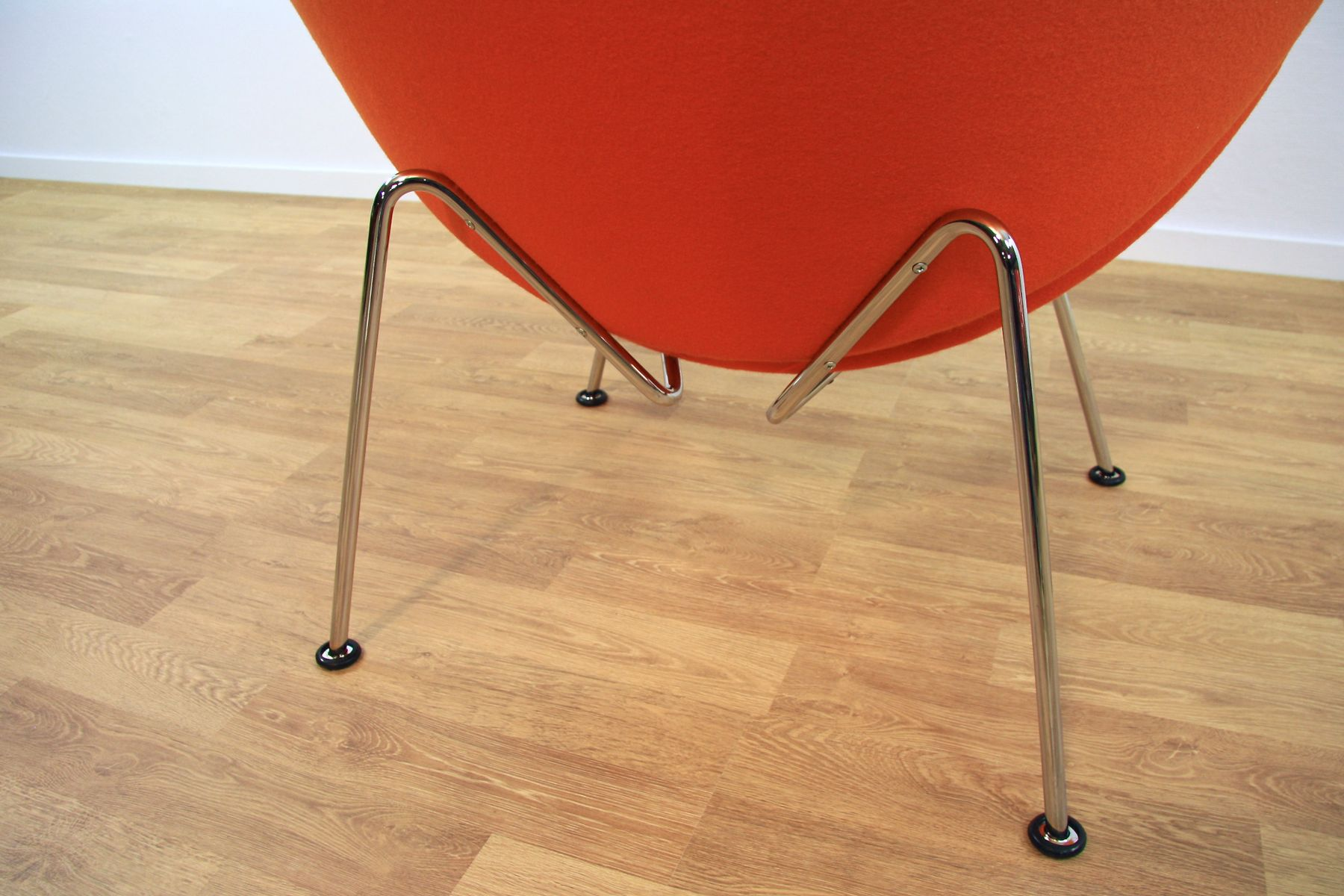 Orange Slice Chair Orange Slice F437 Lounge Chair By Pierre Paulin For